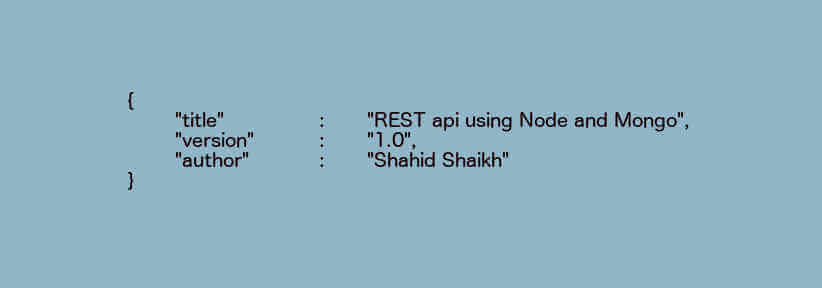 Build a RESTful API using Node and MongoDB – Codeforgeek