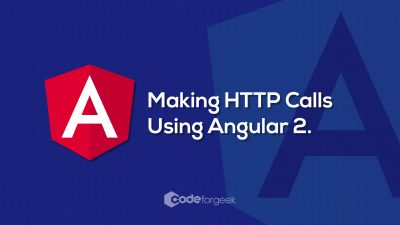 HTTP Calls using Angular2