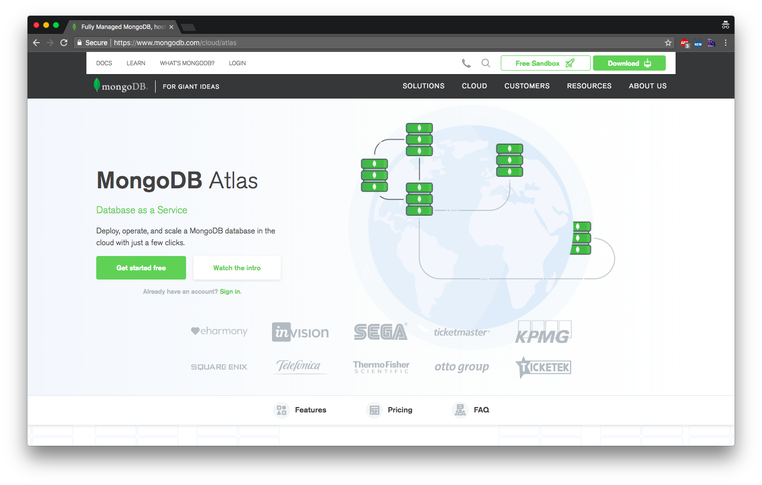 Atlas Snap Switch Machine Wiring Diagram Getting Started With Mongodb Nodejs Codeforgeek